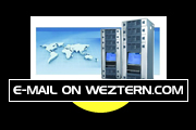 E-mail service on weztern.com